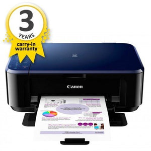 Canon PIXMA E510 - A4 3-in-1 USB Inkjet Printer - OfficePlus.com.my