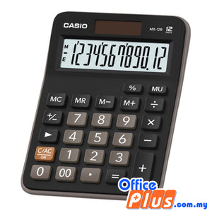 Casio Calculator (MX-12B) - OfficePlus.com.my