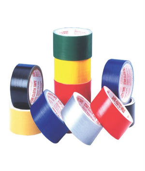 Cloth Binding Tape 24mm - Black - OfficePlus.com.my