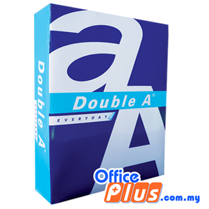 Double A A3 Copier Paper Everyday 70gsm - 500 sheets - 1 ream - OfficePlus.com.my