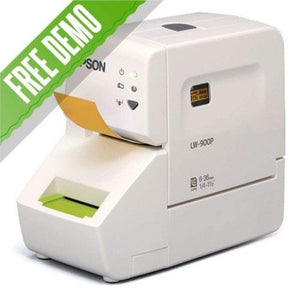 EPSON LabelWork LW-900P Label Printer - OfficePlus