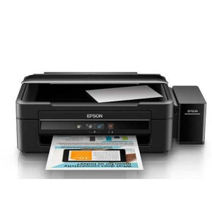 Epson L360 - A4 3-in-1 Print/Scan/Copy Color Inkjet Printer - OfficePlus.com.my