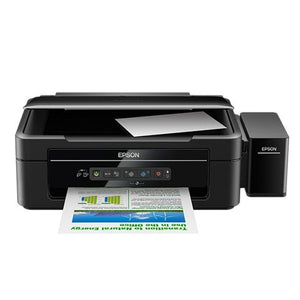 Epson L405 Wi-Fi All-in-One Ink Tank Printer (Print, Scan, Copy) - OfficePlus.com.my