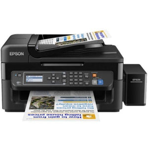 Epson L565 - A4 All-in-1 Wifi Color Inkjet Printer - OfficePlus.com.my