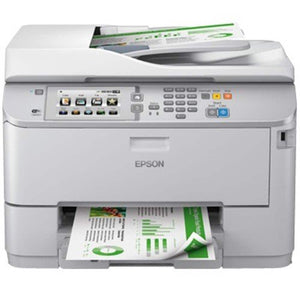 Epson WF-5621 - A4 All-in-1 print/scan/copy/fax Network Color Business Inkjet Printer - OfficePlus
