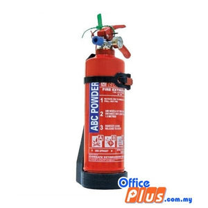 Eversafe Fire Extinguisher ABC Powder 1kg - OfficePlus.com.my