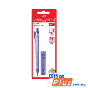 Faber-Castell ECON Mechanical Pencil 0.7mm with PL2267 (134202) - OfficePlus