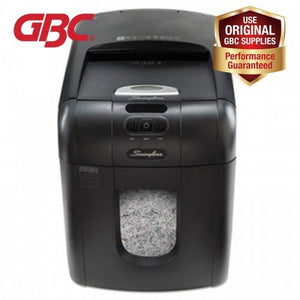 GBC Auto+ 130M ExecutiveShredder - OfficePlus