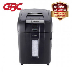 GBC Auto+ 600M Large OfficeShredder - OfficePlus