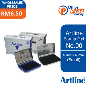 Artline Stamp Pad EHJ-1 - No.00 - OfficePlus
