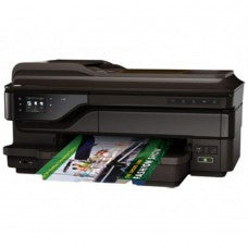 HP Officejet 7612 Wide Format e-All-in-One - 4-in-1 Print/Scan/Copy/Fax ePrint & AirPrint™ WiFi Color Inkjet Printer - OfficePlus