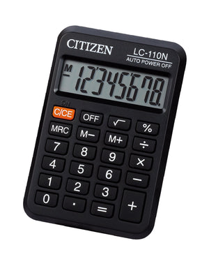 Citizen Calculator  LC-110N - OfficePlus.com.my