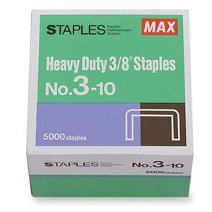 MAX Staples No.3-10 Bullet - OfficePlus.com.my