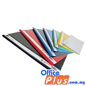 Lucky Star A4 Management File (LS807A) - Blue - OfficePlus.com.my