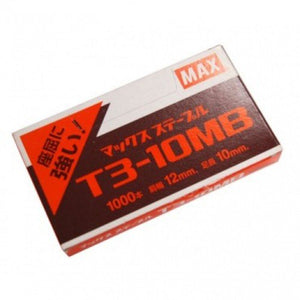 Max Staples T3-10MB - OfficePlus
