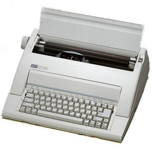 NAKAJIMA AE610 ELECTRONIC TYPEWRITTER - OfficePlus
