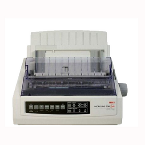 OKI 390T PLUS - A4 24-Pin Parallel & USB interfaces Dot Matrix PRINTER - OfficePlus