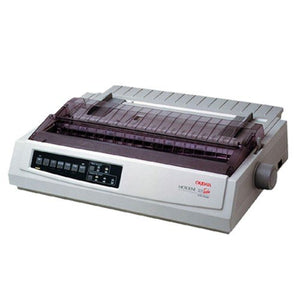 OKI ML321T Plus Dot Matrix Printer - OfficePlus