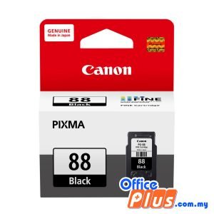 Canon PG-88 Black Ink Cartridge - OfficePlus.com.my