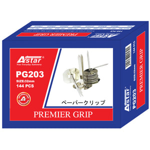 Astar Premier Grip Binder 32mm with Washers 144's - OfficePlus.com.my