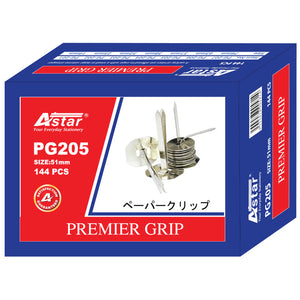 Astar Premier Grip Binder 51mm with Washers 144's - OfficePlus.com.my