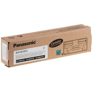 Panasonic KX FAT472 Toner 2k for KX-MB2100 series - OfficePlus