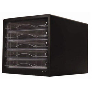 Niso 5 Tier Letter Tray - OfficePlus