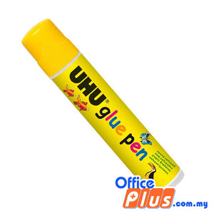 UHU Happy Glue Pen 50ml - Solvent Free - OfficePlus