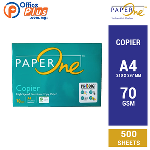 Paperone A4 Copier Paper 70gsm - 500 Sheets (RM 8.30 - RM10.20/ream) - OfficePlus