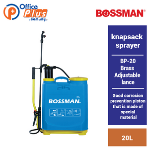 BOSSMAN KNAPSACK SPRAYER BP-20- 20L CAPACITY - OfficePlus