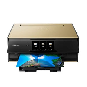 Canon TS9170 Gold All-In-One Inkjet Printer (Print, Scan, Copy) - OfficePlus.com.my
