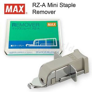 MAX STAPLES REMOVER RZ-A - OfficePlus