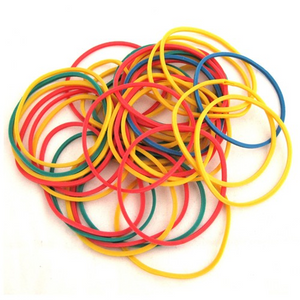 RUBBER BAND - COLOUR - OfficePlus