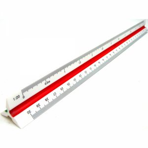 Faber Castell Scale Ruler - OfficePlus