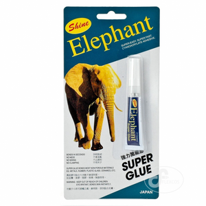 ELEPHANT SUPER GLUE - OfficePlus