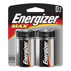 ENERGIZER ALKALINE BATTERY SIZE D - OfficePlus.com.my