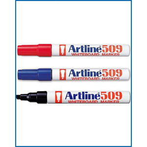 Artline Whiteboard Marker 509 (RM 2.90 - RM 3.00/pc) - OfficePlus