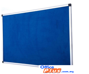 Foam Notice Board FB-46 120 X 180cm (4′ X 6′) - OfficePlus.com.my