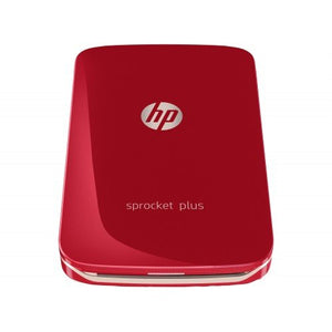 HP Sprocket Photo printer - Red - OfficePlus.com.my