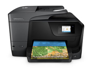 HP Officejet Pro 8710 Aio Printer - OfficePlus