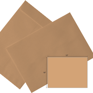 Butterfly Brown Envelope-10″x13″ 20'S/PACK - OfficePlus.com.my