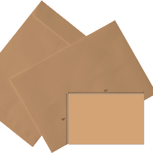 Butterfly Brown Envelope-10″x15″ 250'S/BOX - OfficePlus