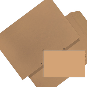 Butterfly Brown Envelope – 9″x 14″ 20'S/PACK - OfficePlus.com.my