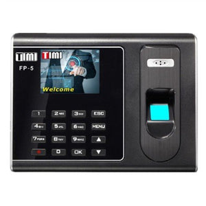 TIMI FP-5 Fingerprint Time Attendance - OfficePlus