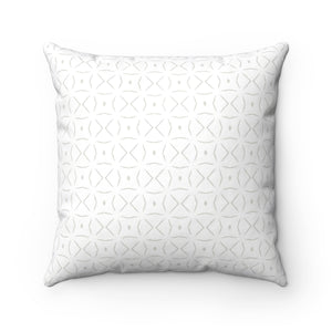 Premium White Large Neutral Home Pillow