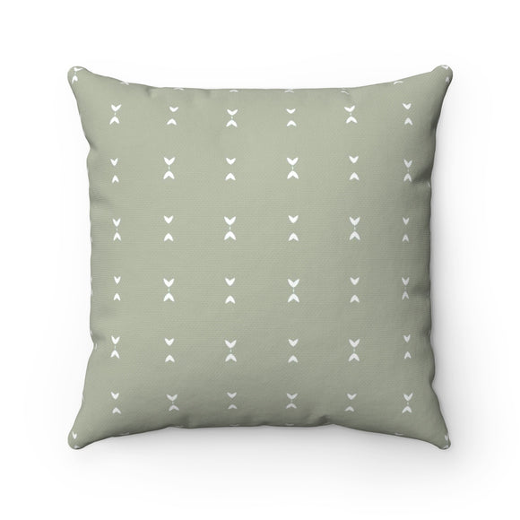 Sage Pillow Home Decor