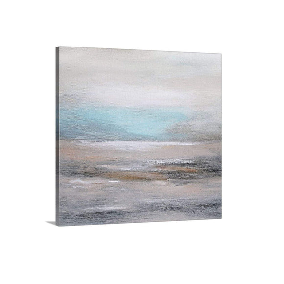 abstract landsape, beige wall art decor, art boutique