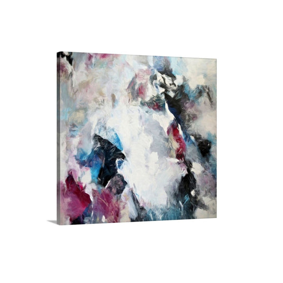 gray canvas art, accent decor, art boutique