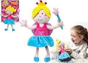 Put It In A Pocket Tooth Doll For Keepsake Teeth Or The Tooth Fairy