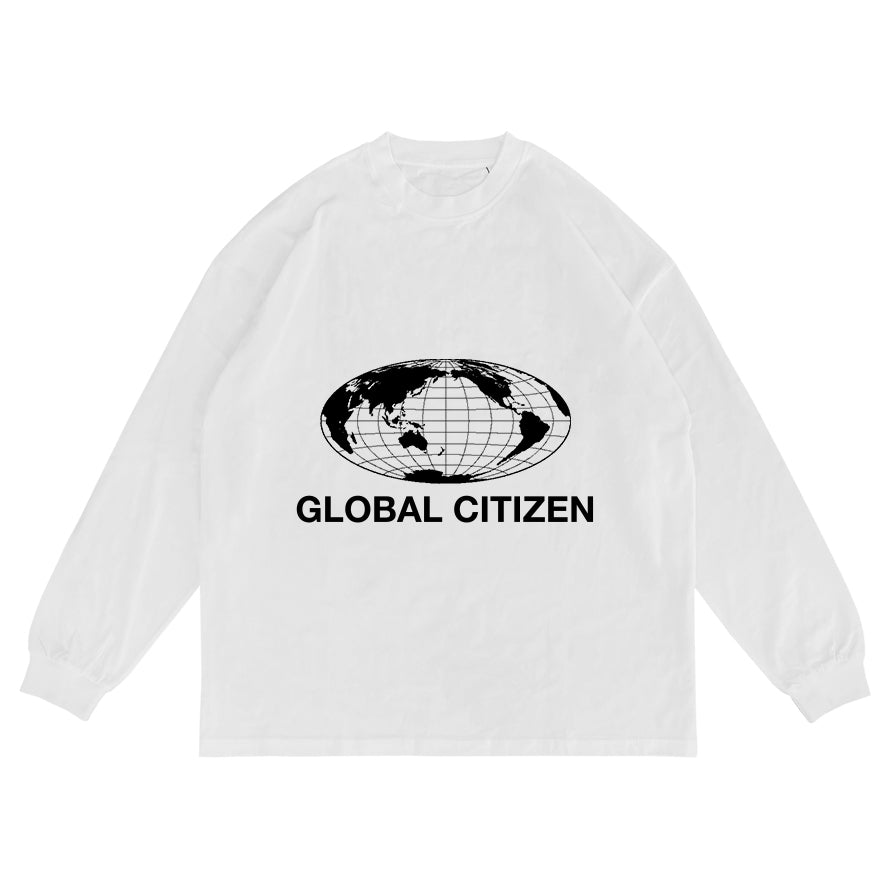 Global Citizen Long Sleeve Tee